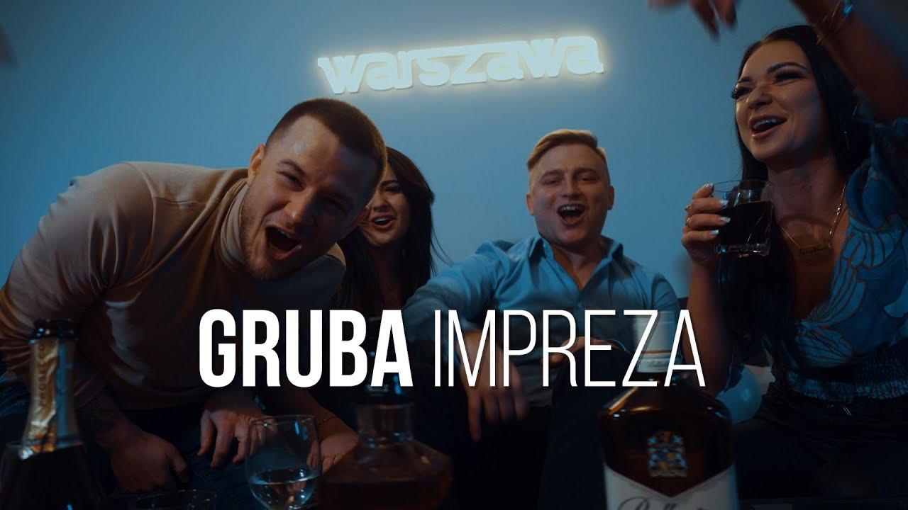 MacieDisco - Gruba Impreza ( prod. CandyNoize ) HIT Disco Polo 2021