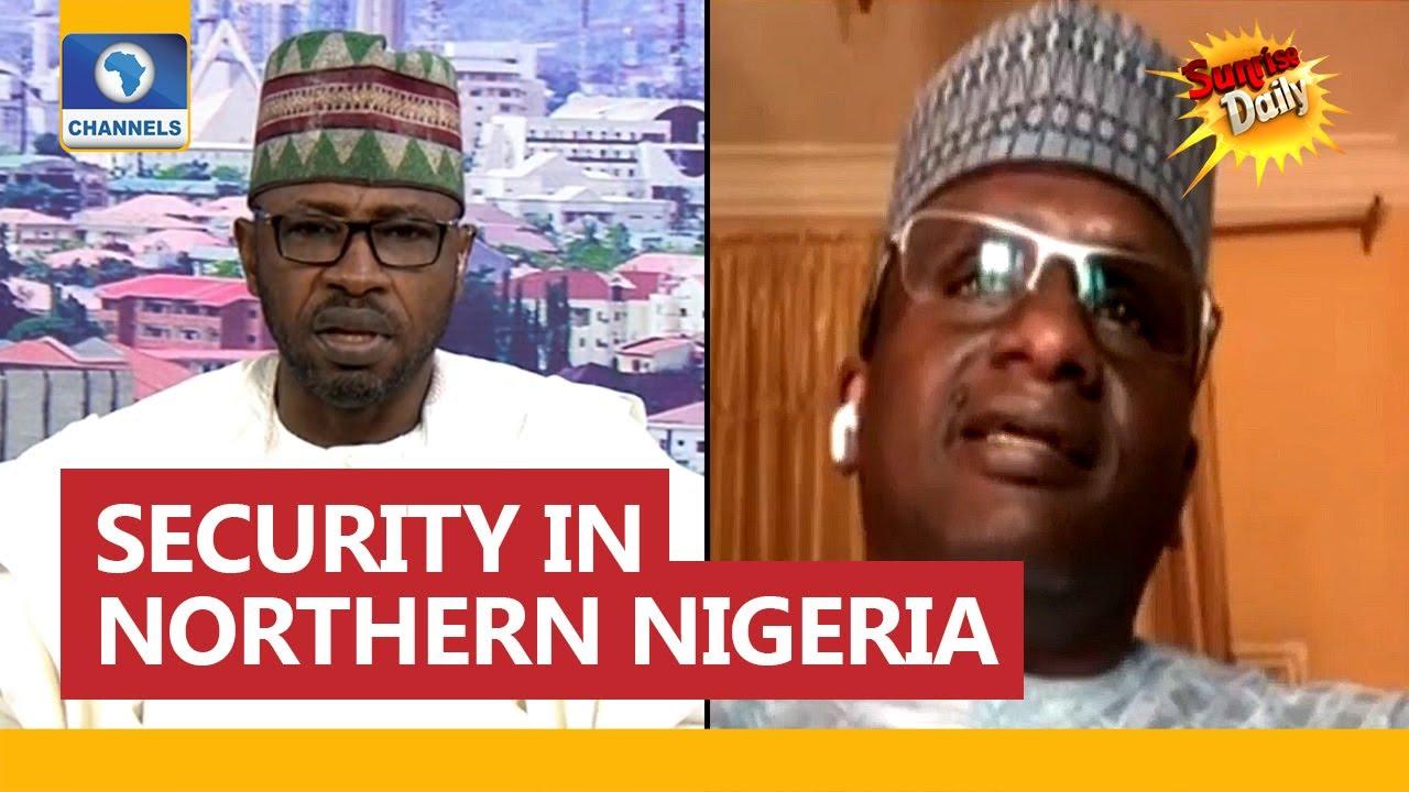 Download Yunusa Tanko, APC Chieftain Disagree Over Security In Northern Nigeria