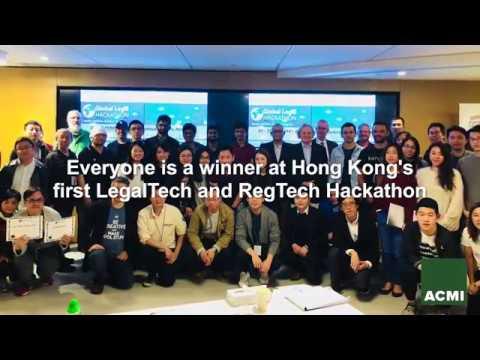 Global Legal Hackathon Hong Kong 2018