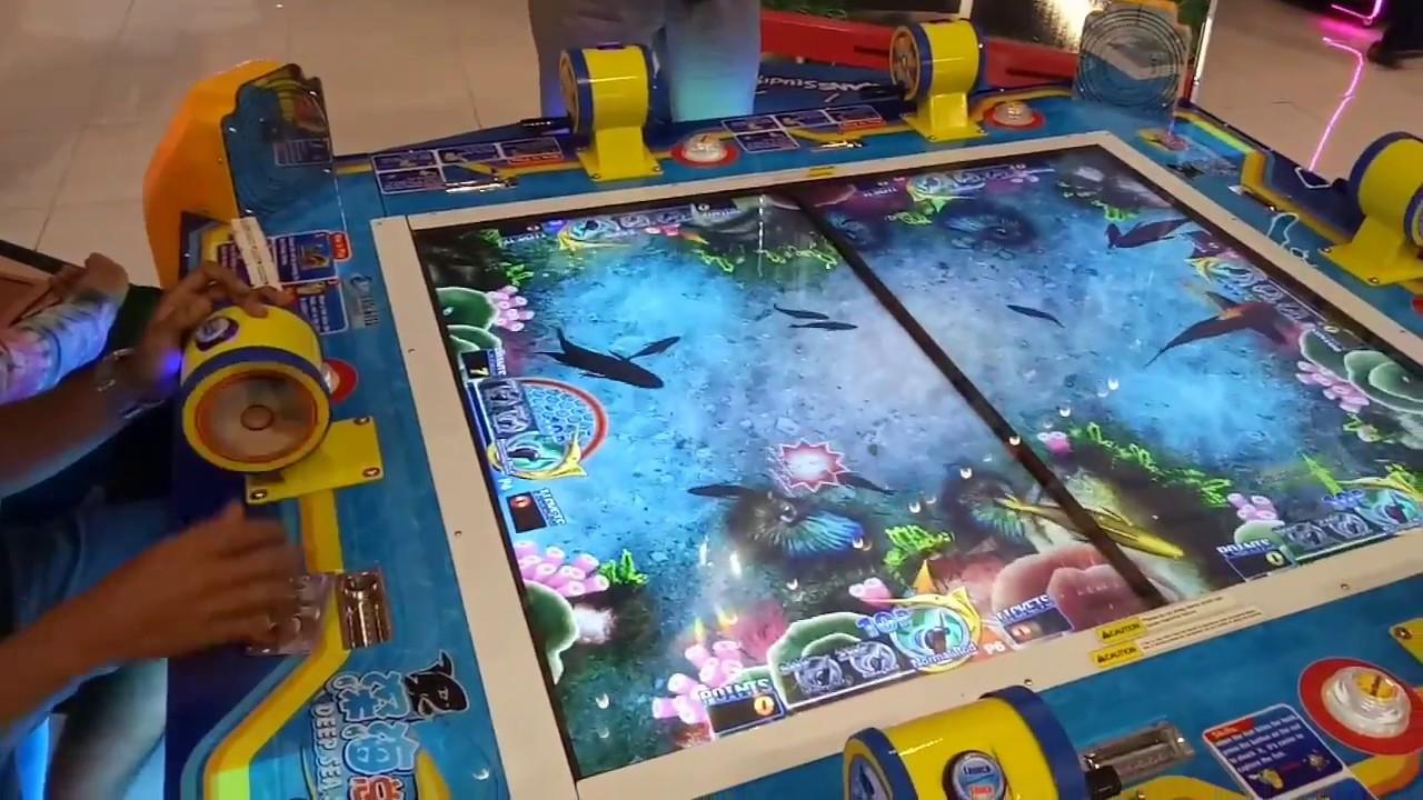 Game Mancing Ikan Transmart Yogyakarta Wahana Game Transmart Almer