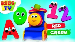 Learn Colors,Numbers,Shapes,Alphabets Children Songs & Nursery Rhymes - Kids TV