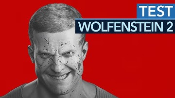 Wolfenstein 2: The New Colossus - Test / Review zum Shooter