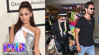 Ariana Grande Donates Music Proceeds to Manchester Victims – Bella Thorne DUMPS Scott Disick (DHR)