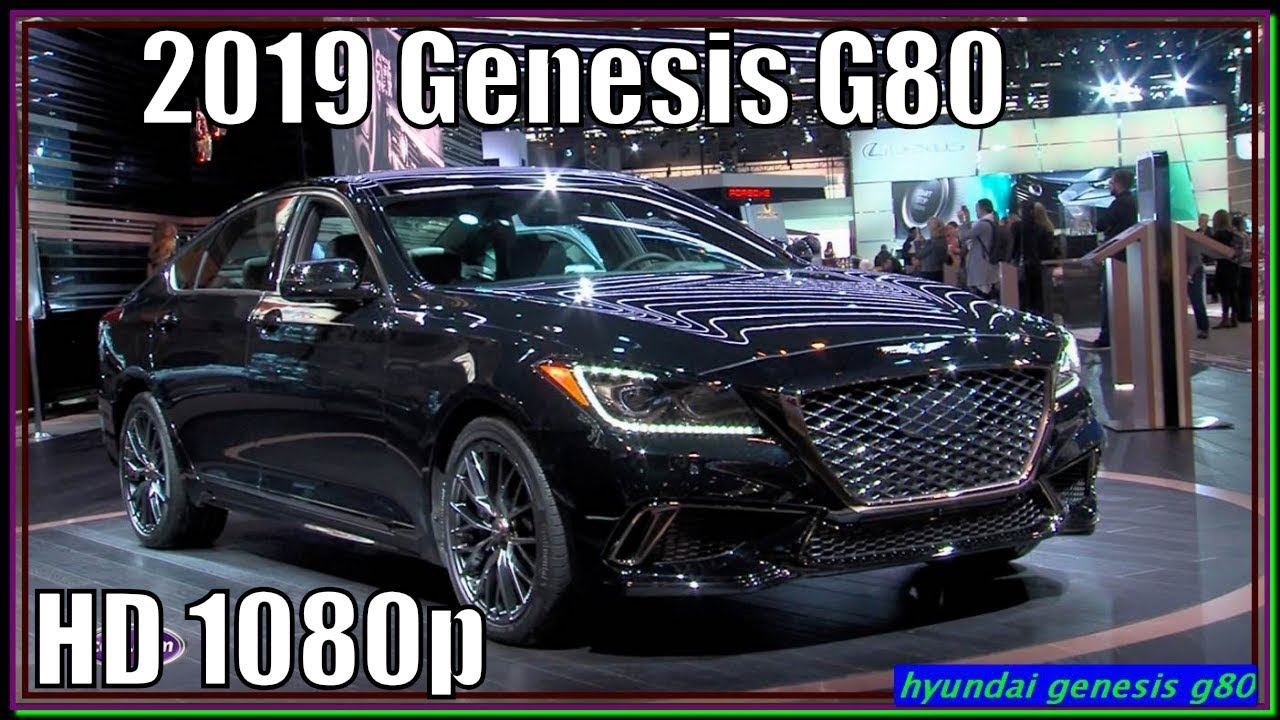 Genesis G80 2019 Hyundai Review