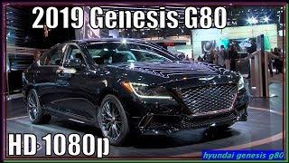 Genesis G80 2019 | 2019 Hyundai Genesis G80 Review
