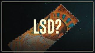 LSD O que fazer e o que não