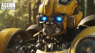 BUMBLEBEE (2018) Trailer - Transformers Spin-Off Movie