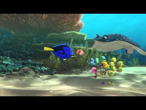 Disney Pixar'dan Kayıp Balık Dori - Fragman #1