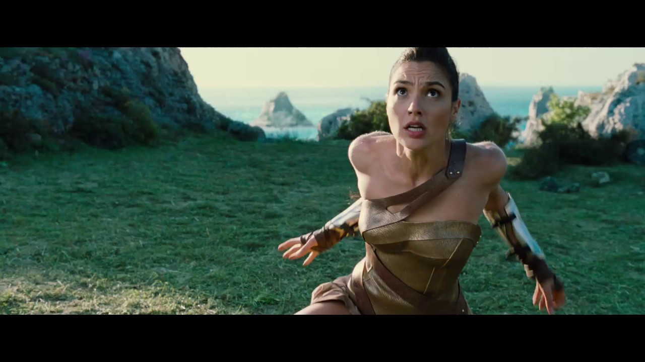 Wonder Woman – Rise of the Warrior (Official Final Trailer - Gr Subs)