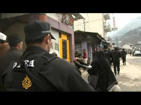 Local police take control of Swat valley