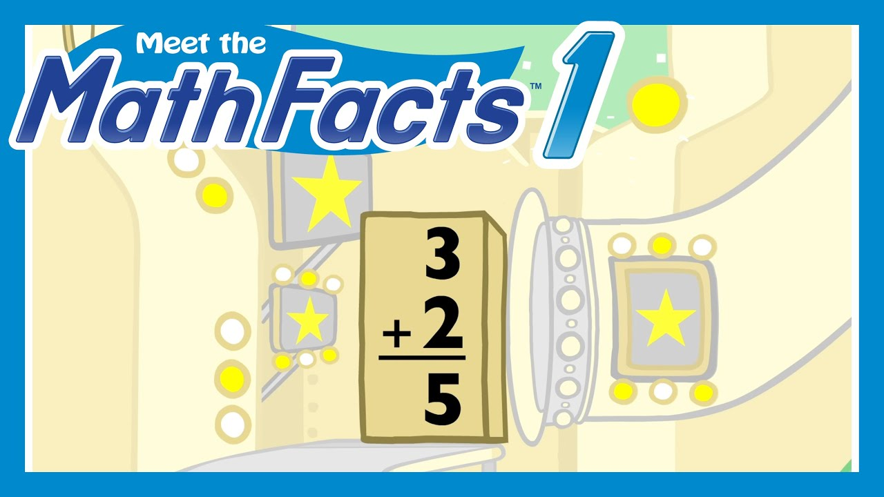 Meet the Math Facts Addition & Subtraction - Vertical Factory Drills