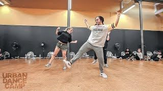Finesse - Bruno Mars (Remix) / Baiba Klints Choreography ft. Sienna Lalau / URBAN DANCE CAMP
