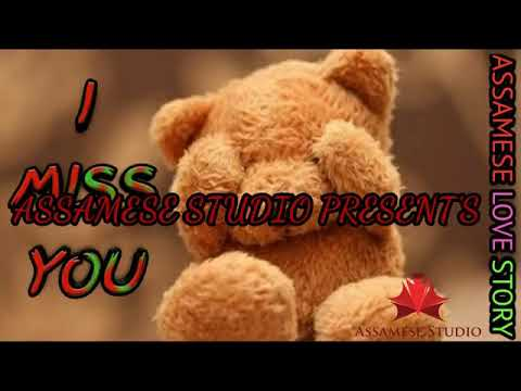 I MISS YOU| HEART TOUCHING LOVE STORY | REDfM RJ PAHI | ASSAMESE LOVE STORY | 2018