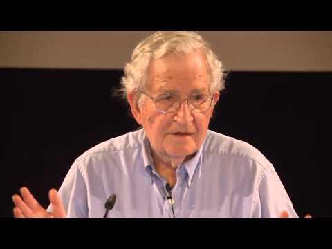Qu'est le langage, et en quoi est-ce important? par Noam Chomsky (VF)