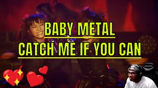 BABY METAL CATCH ME IF YOU CAN REACTION | 🤘🎍