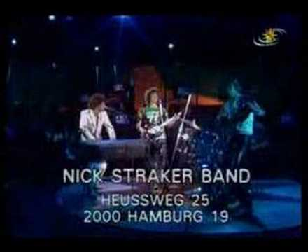 Nick Straker Band  A Walk In The Park 1979