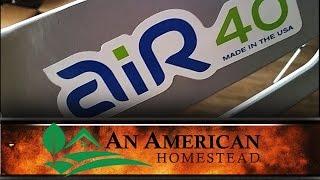 Primus Air 40 Wind Turbine - An American Homestead