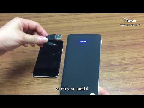 Power Banks, Power Bank Review, How Does A Power Bank Work?