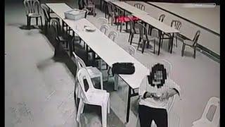 Fantasma ataca a Mujer en Hotel embrujado | Poltergeist