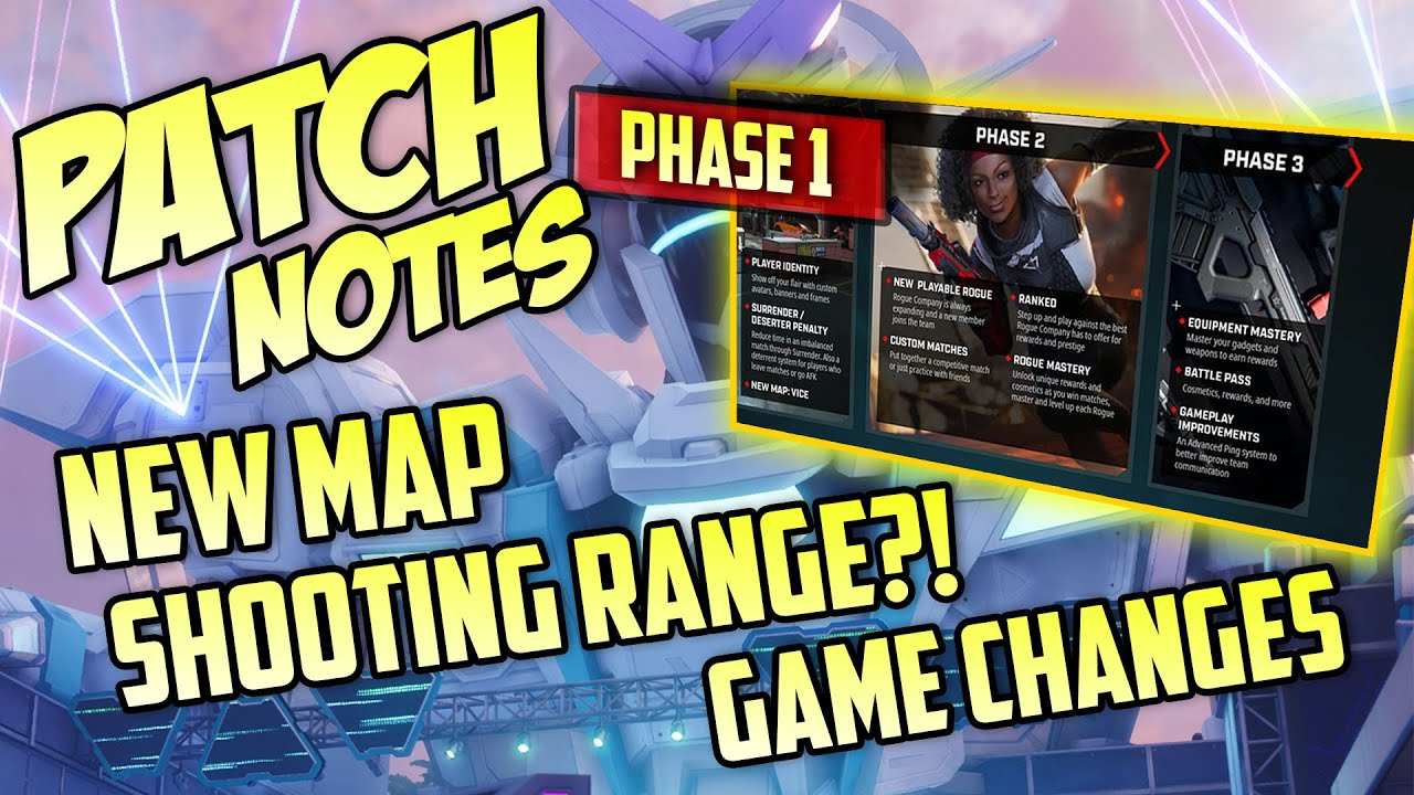 Rogue Company August update: NEW patch notes revealed with ...