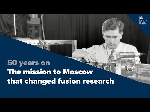 50 years on: The mission to Moscow that changed fusion resea