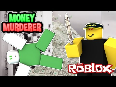 THE MONEY MURDERER! | Murder Mystery 2