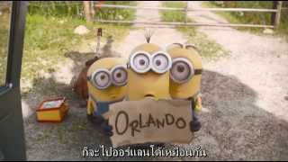 Minions Official Trailer #2 2015   Thaisub HD Arc