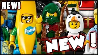 NEW FIGS! NEW CHARACTERS! LEGO Minifigures Series 16 Blind BagS