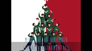 Miracles Of December (Female Instrumental) - EXO [Lyrics In Description]