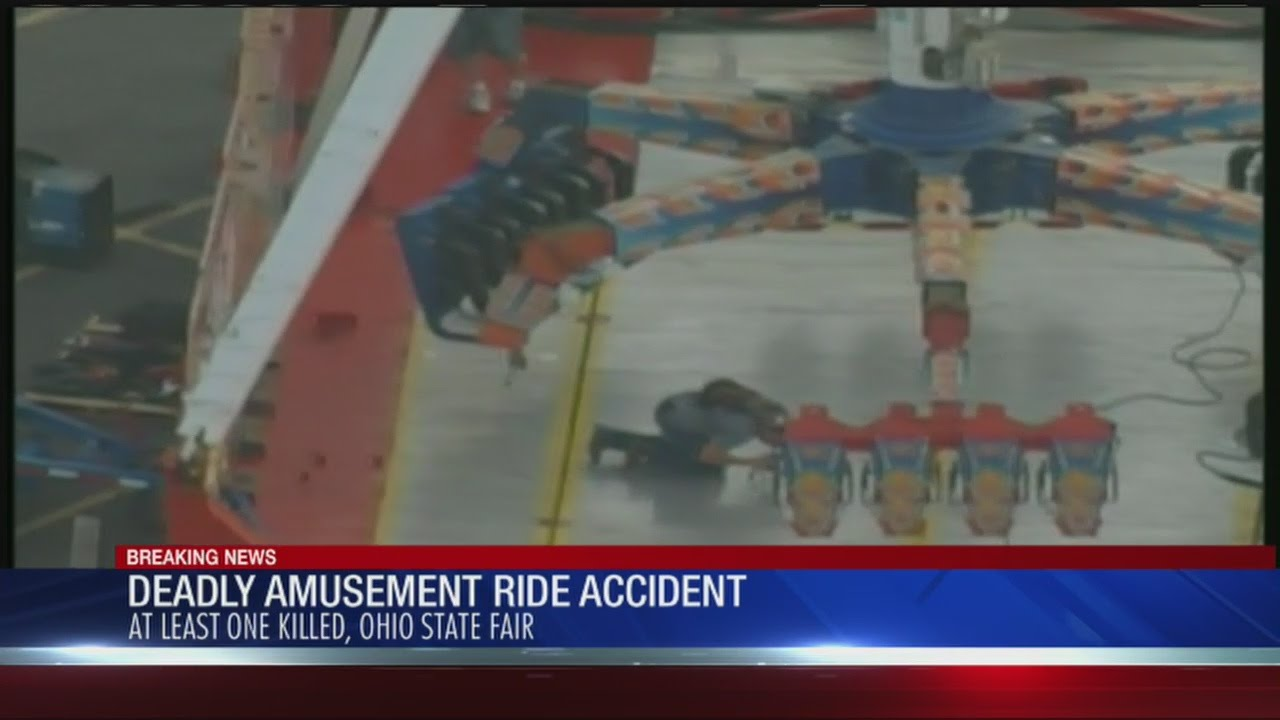 at least 1 dead several others hurt in ride malfunction at fair at least 1 dead several others hurt in ride malfunction at fair