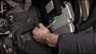Ford Focus Accelerator Pedal Removal