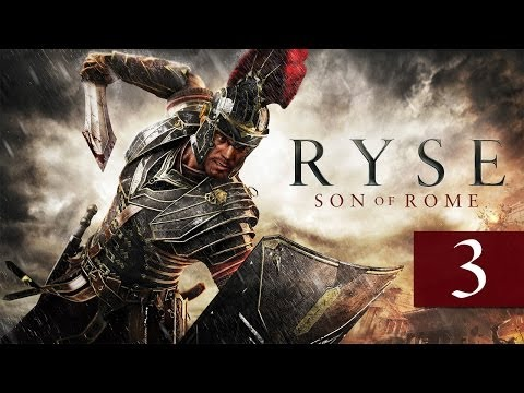 Ryse: Son Of Rome - Walkthrough - Part 3 - Out Of The Playing Field