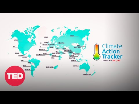 Climate Action Tracker: The state of the climate crisis in 2021   TED
