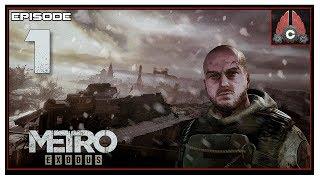 Let's Play Metro: Exodus (Ranger Hardcore) With CohhCarnage - Episode 1