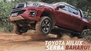 Toyota Hilux - Apa yang baharu?