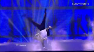 Donny Montell - Love Is Blind - Live - 2012 Eurovision Song Contest Semi Final 2