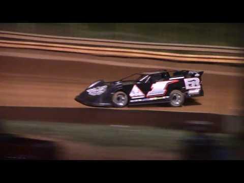 Winder Barrow Speedway Scott Frady Crash 5/12/18