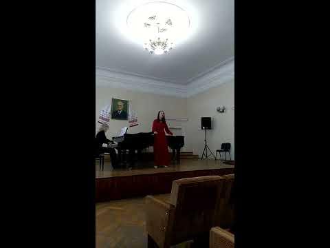 Aria: Parasya's Dumka from The Fair at Sorochyntsi  Mussorgsky by Polina Yerko