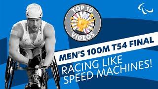 Download lagu Men s 100m T54 Final London 2017 World Para Athletics Chionships MP3