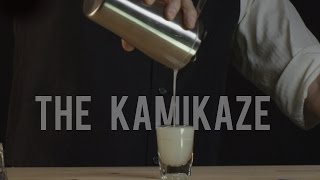 How To Make The Kamikaze Shot - Best Drink Recipes