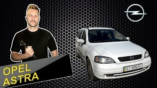 Opel Astra тест драйв