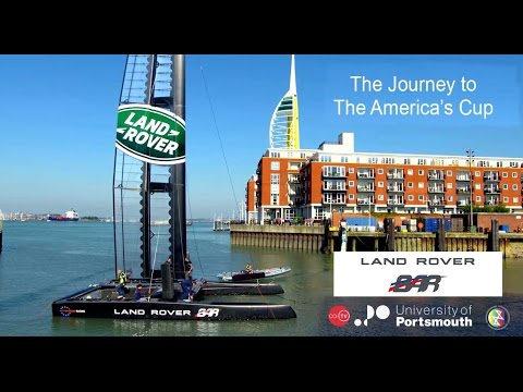 Land Rover BAR: The Journey to the America's Cup.