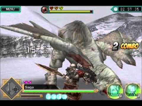 monster hunter dynamic hunting apk