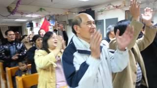 2012原村教會聖誕晚會大合唱在耶穌裡