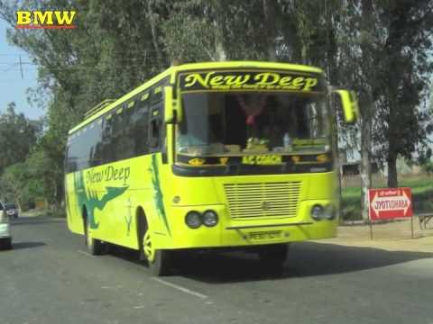 New Deep Bus Service (Gidderbaha-Punjab)