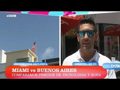 ¿Cómo es la vida de un argentino en Miami?