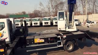 АвтоВладКар. Обзор автовышки Horyong SKY 400KR
