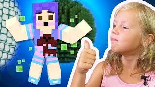 Video WORLD'S SCARIEST JUMP! Slime Planet Trampoline SkyBlock Planets Survival Quest [Ep. 7]  ❑ Minecraft download MP3, 3GP, MP4, WEBM, AVI, FLV September 2017