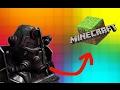 Fallout 4 в Minecraft БЕЗ МОДОВ !