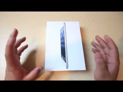 Unboxing iPad Mini Blanca 16gb Wifi En Español